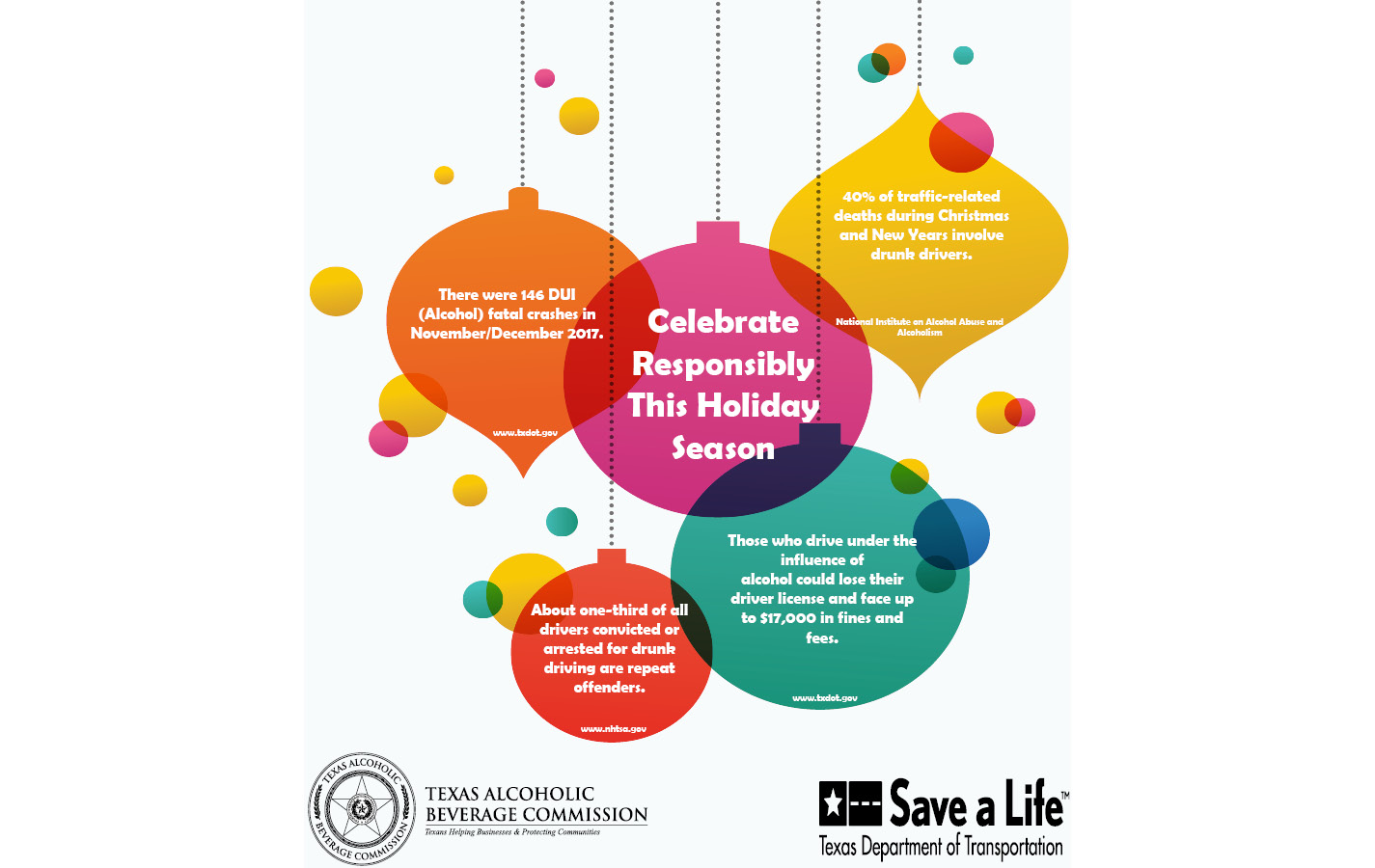 Holiday Infographic Flyer