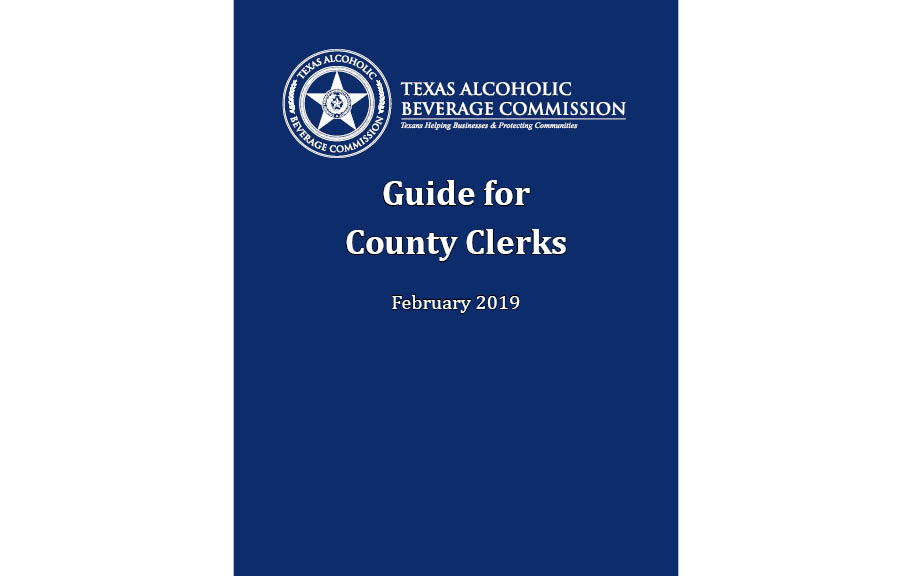 County Clerk's Guide