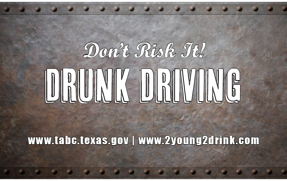 Military Themed - Drinking and Driving Booklet