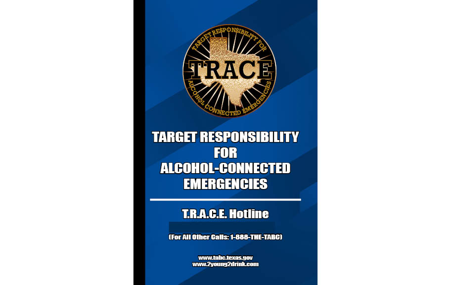 TRACE Checklist Notebook