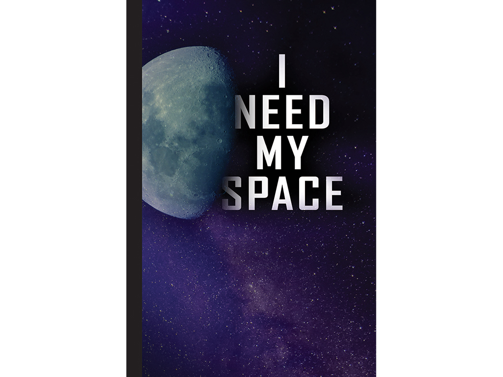 I Need Space Notebook